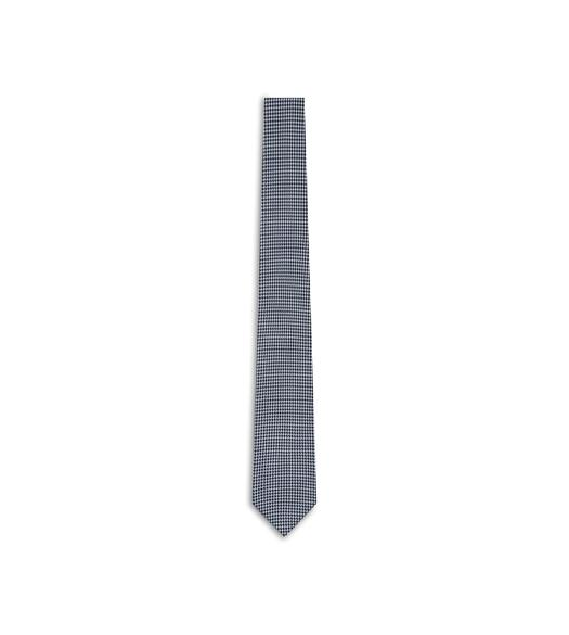 TEXTURED CHECK TIE