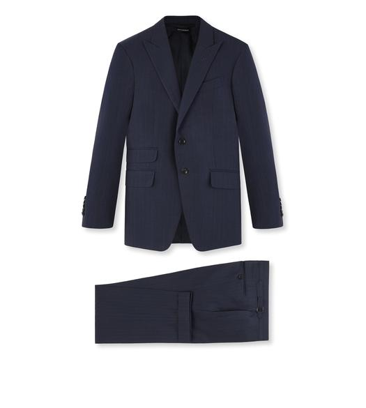 CANVAS WOOL O'CONNOR SUIT