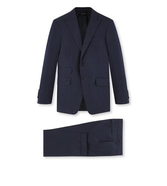 CANVAS WOOL O'CONNOR SUIT A fullsize