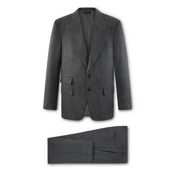 GREY WINDOW PANE O'CONNOR SUIT A fullsize