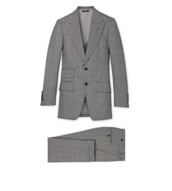 PRINCE OF WALES CHECK ATTICUS SUIT A fullsize