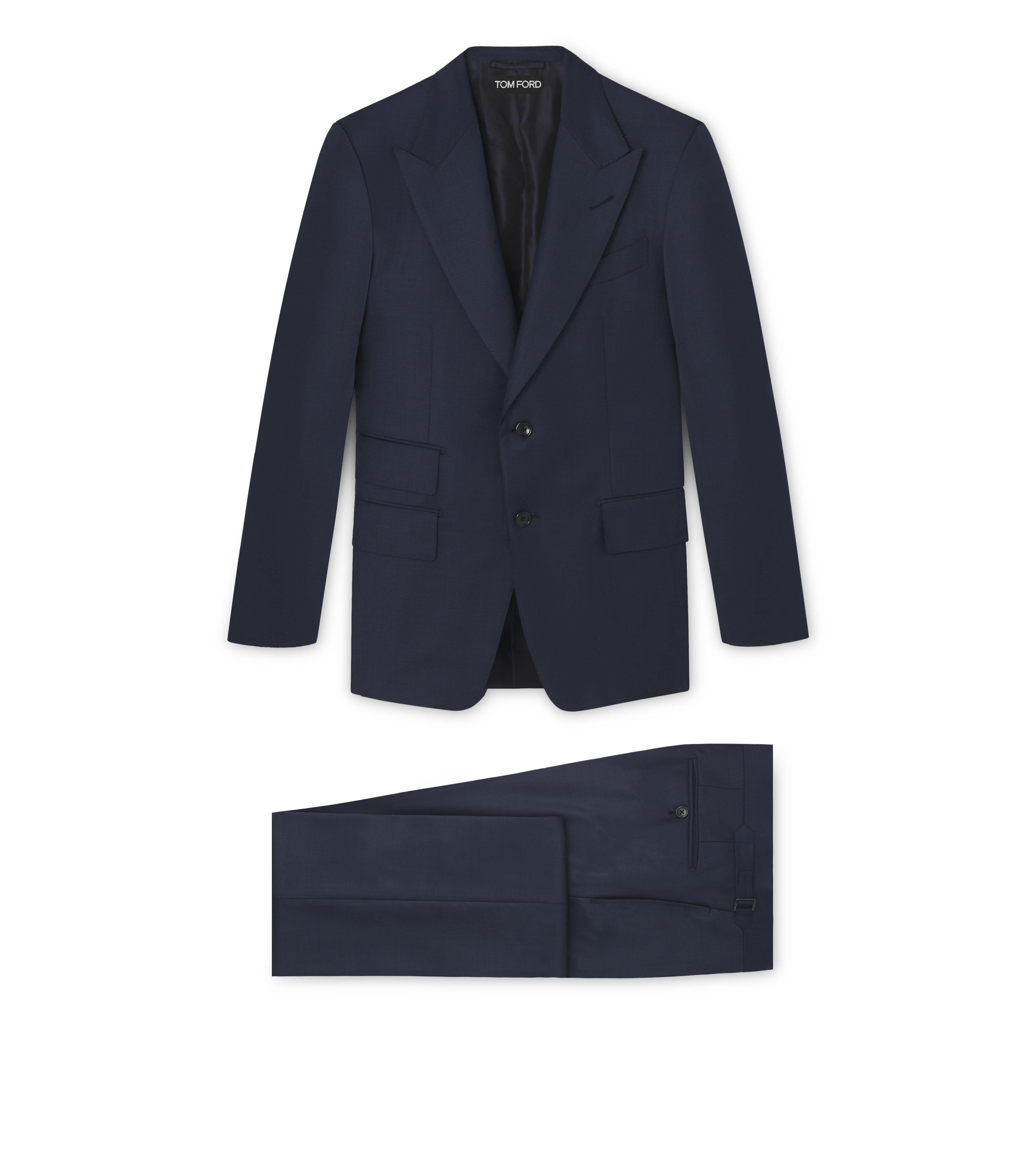 THREE PIECE WINDSOR SUIT A thumbnail