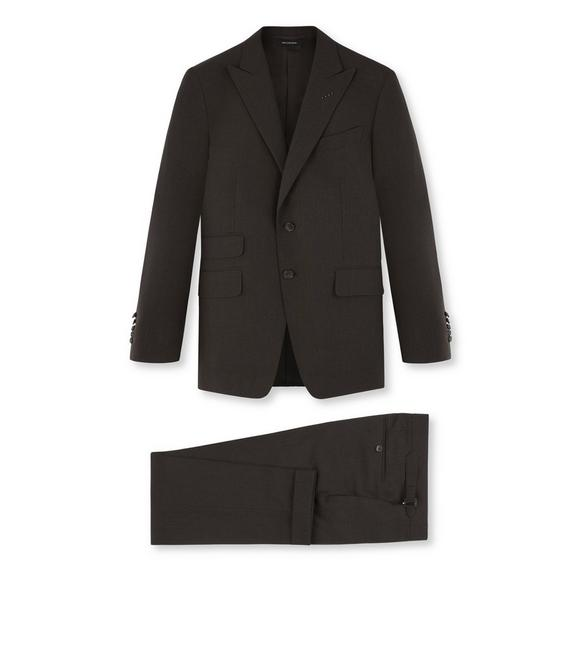 THREE-PIECE WOOL O'CONNOR SUIT A fullsize