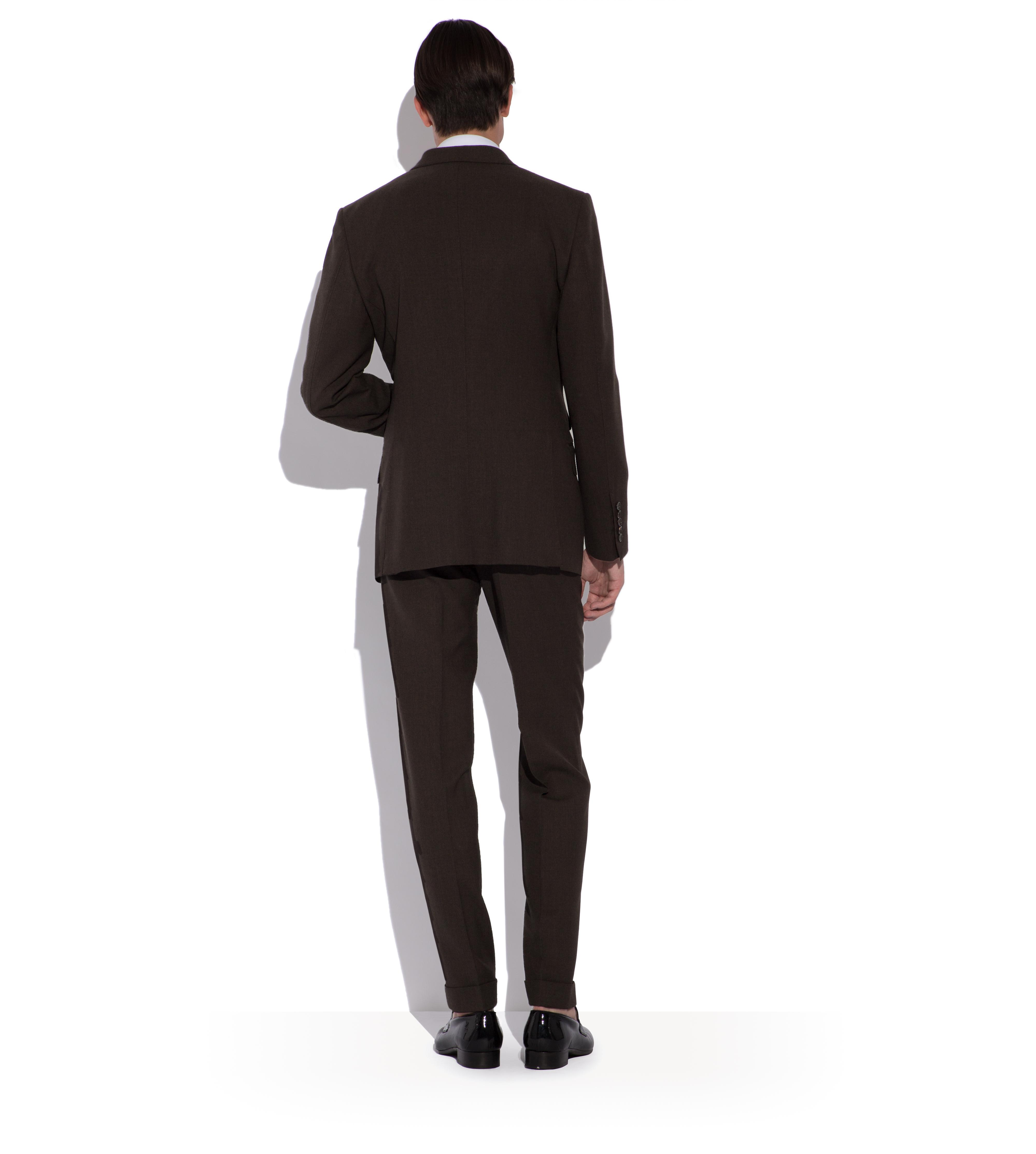THREE-PIECE WOOL O'CONNOR SUIT C thumbnail