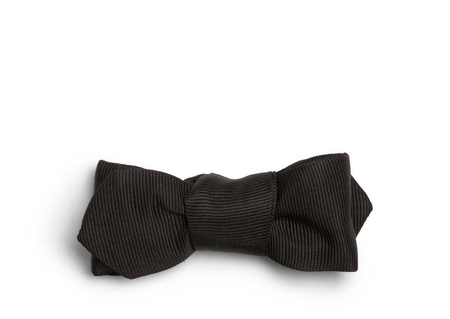 SMALL GROSGRAIN EVENING BOW TIE A fullsize