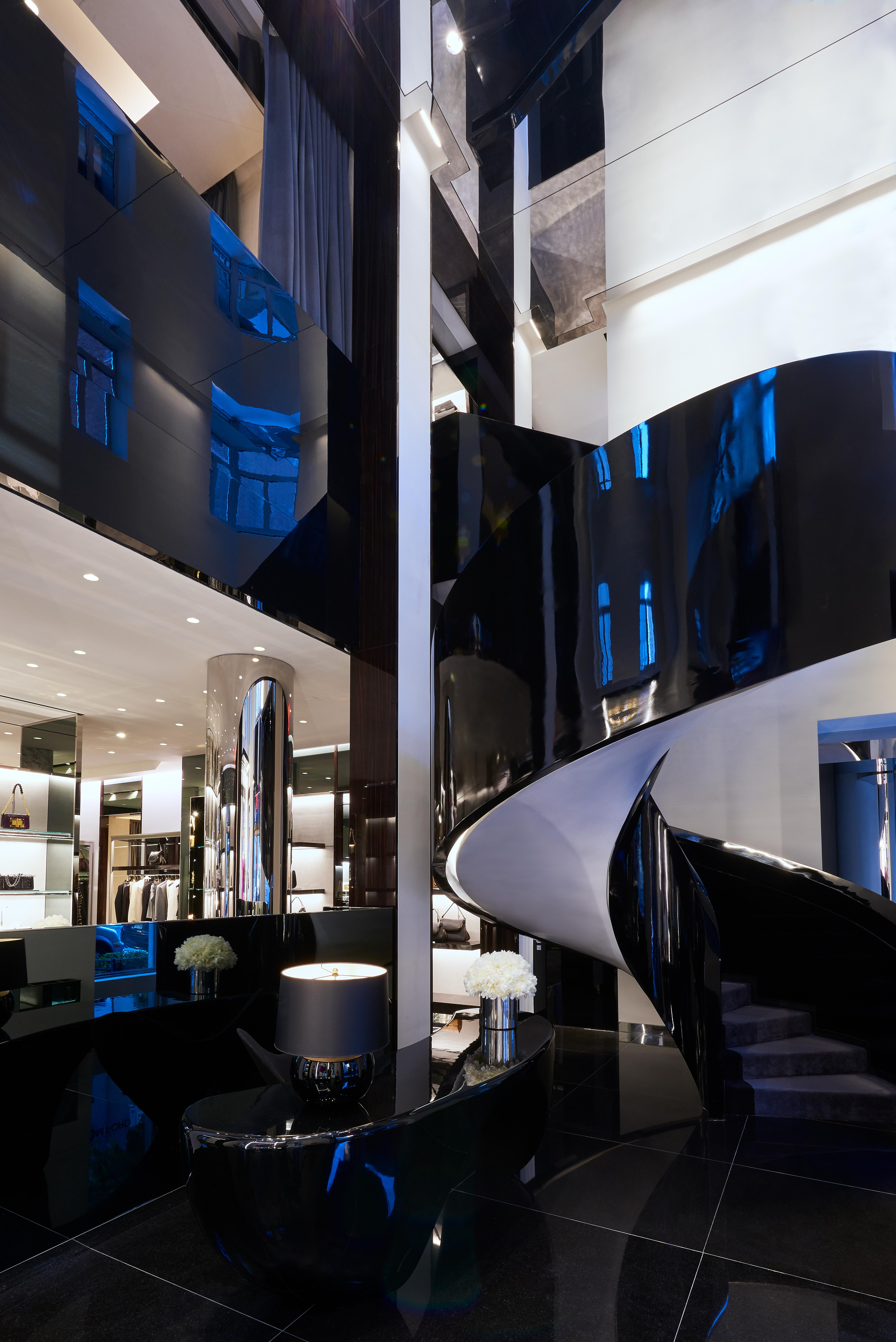 7f0491eff7 THE NEW MADISON AVENUE STORE NOW OPEN. Bridget Foley's Diary: Tom Ford ...