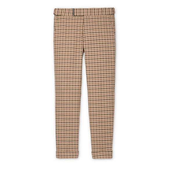 CAMEL TATTERSALL O'CONNOR TROUSERS A fullsize