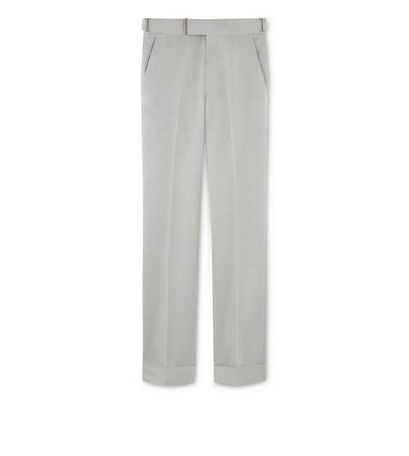 GREY FAILLE ATTICUS TROUSERS A fullsize