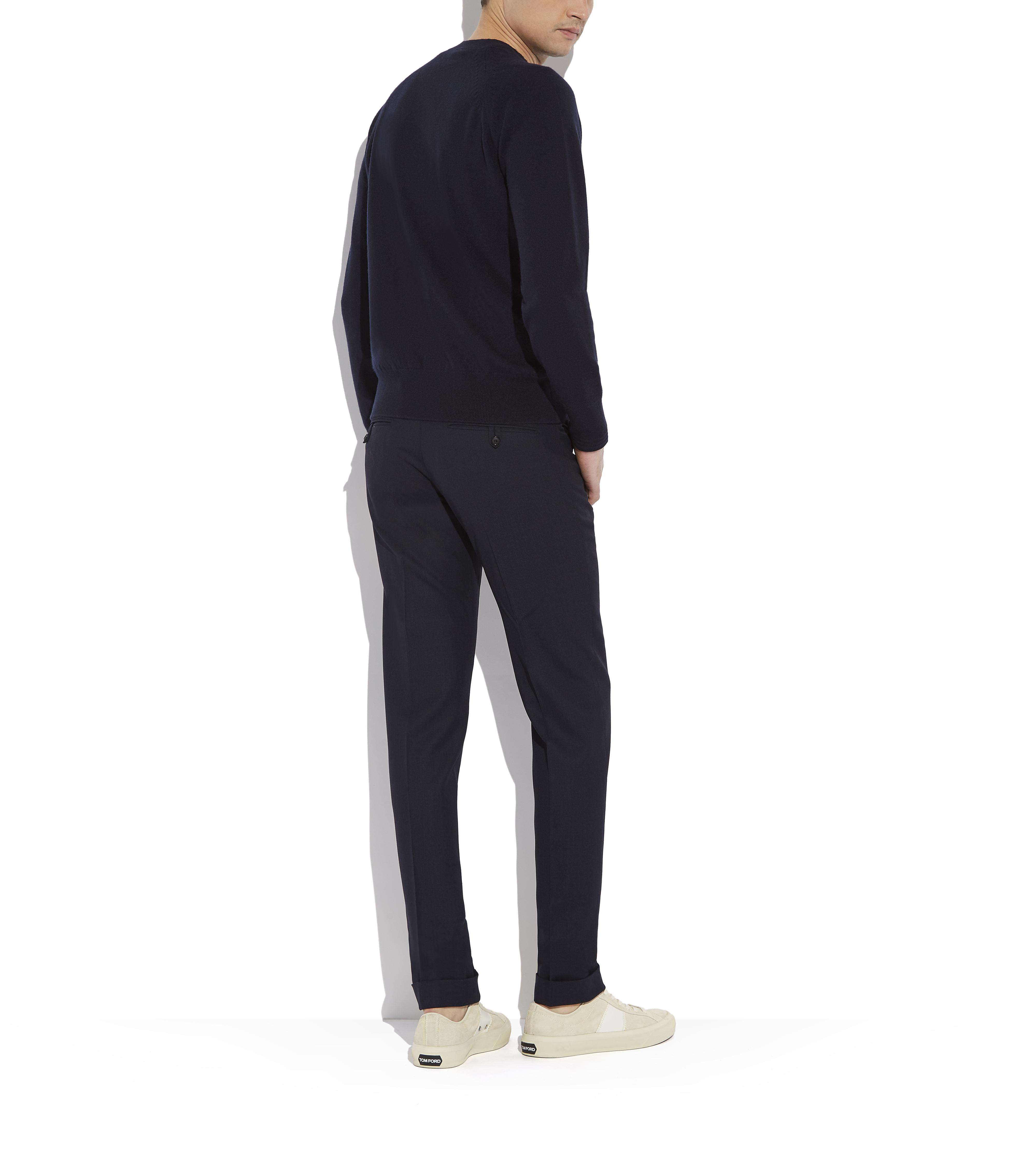 FLUID MICROWEAVE TAILORED SPORT TROUSERS C thumbnail
