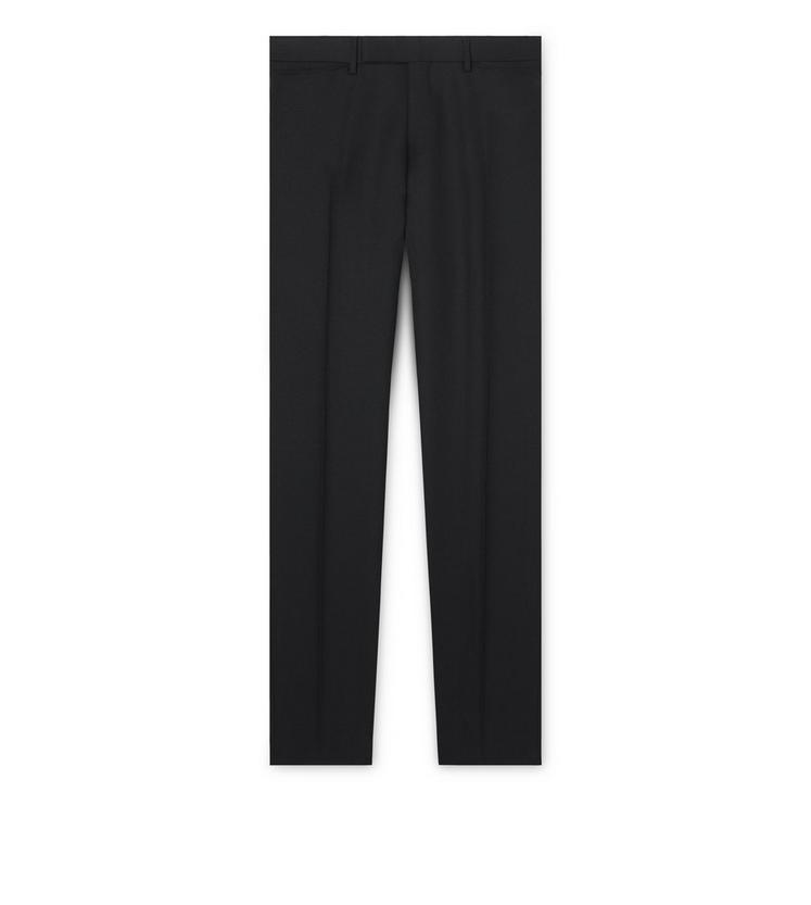 TAILORED SPORT PANTS WITH BELT LOOPS A fullsize