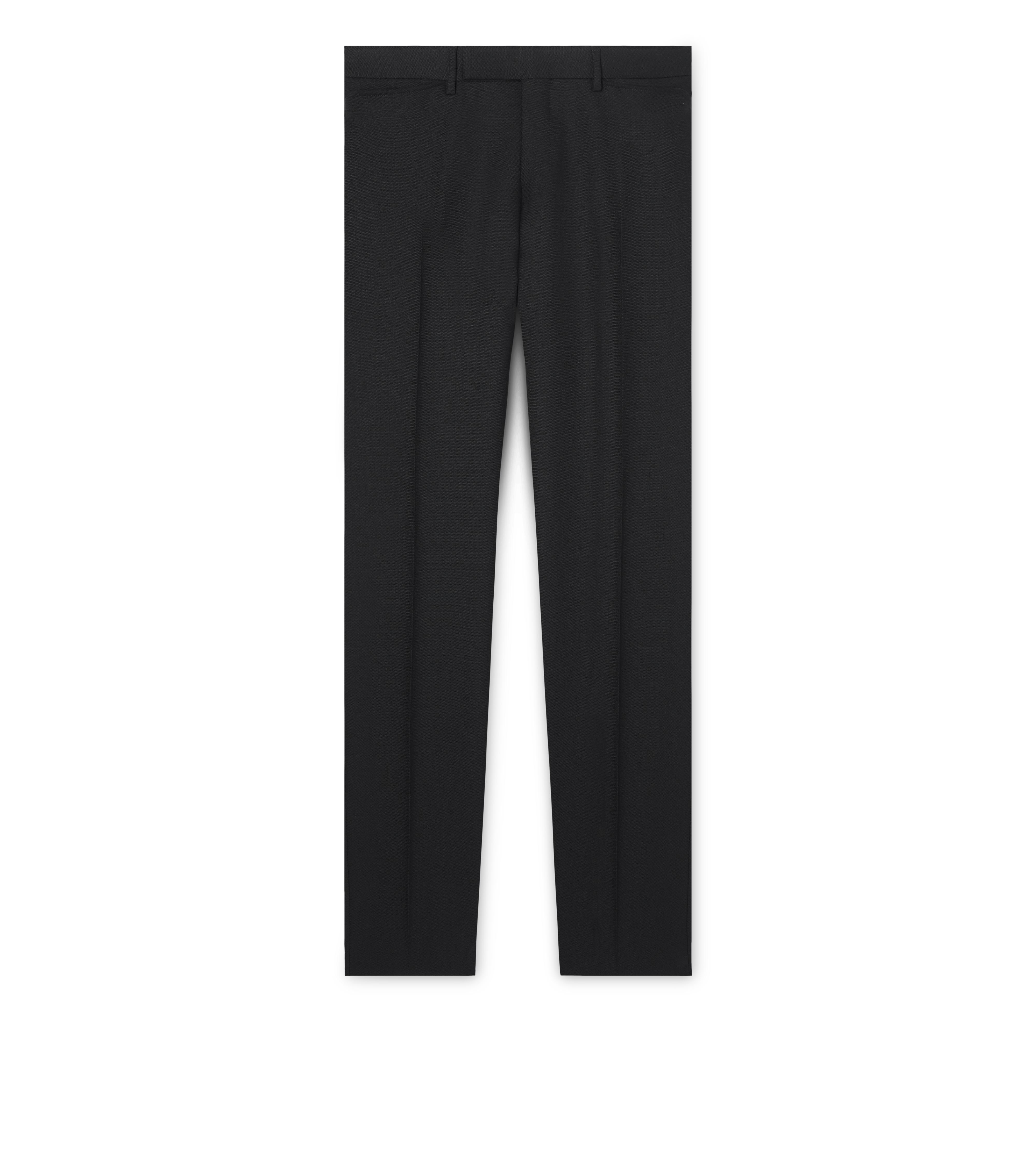 TAILORED SPORT PANTS WITH BELT LOOPS A thumbnail