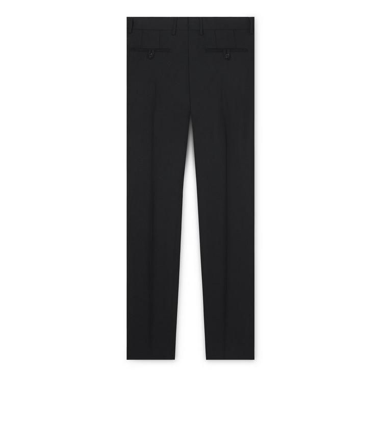 TAILORED SPORT PANTS WITH BELT LOOPS B fullsize