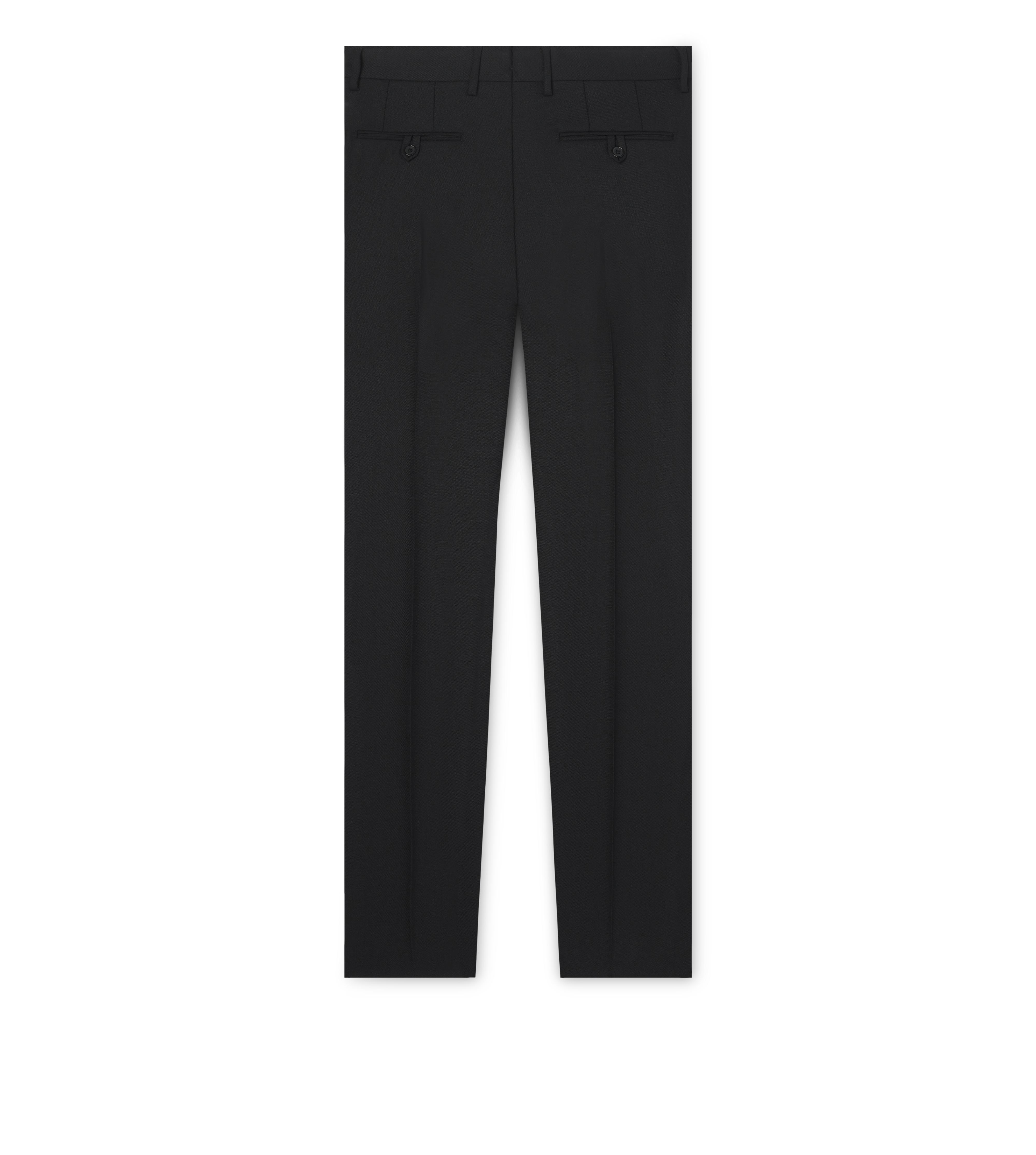 TAILORED SPORT PANTS WITH BELT LOOPS B thumbnail