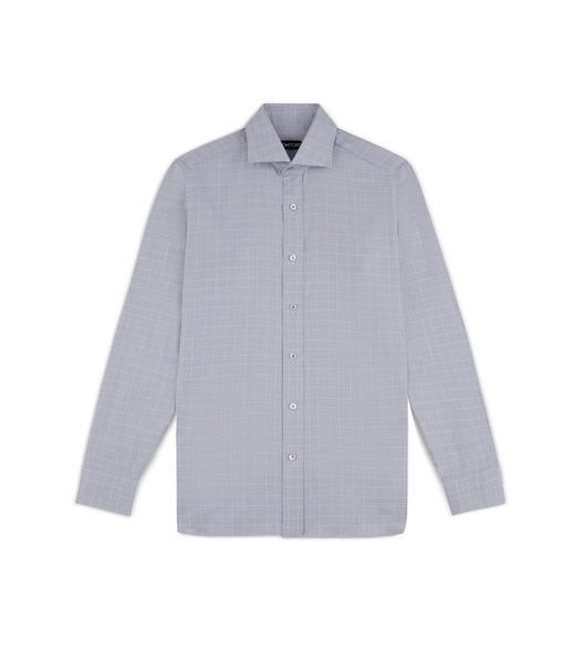 PRINCE OF WALES CLASSIC FIT SHIRT
