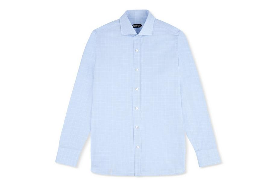 PRINCE OF WALES CLASSIC FIT SHIRT A fullsize
