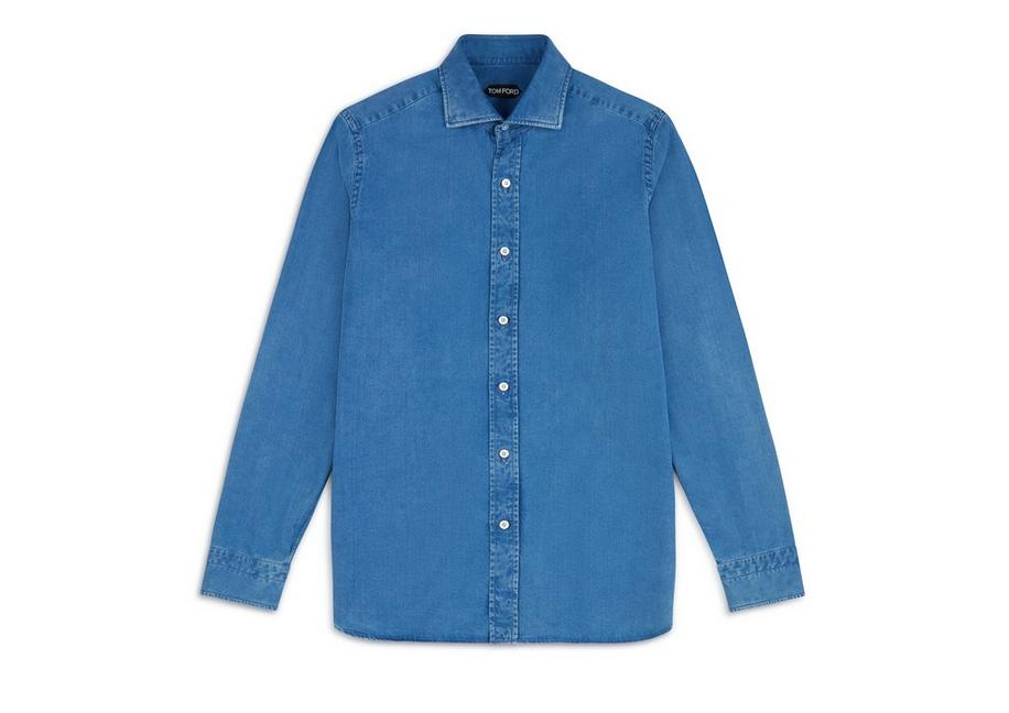 DENIM SHIRT A fullsize