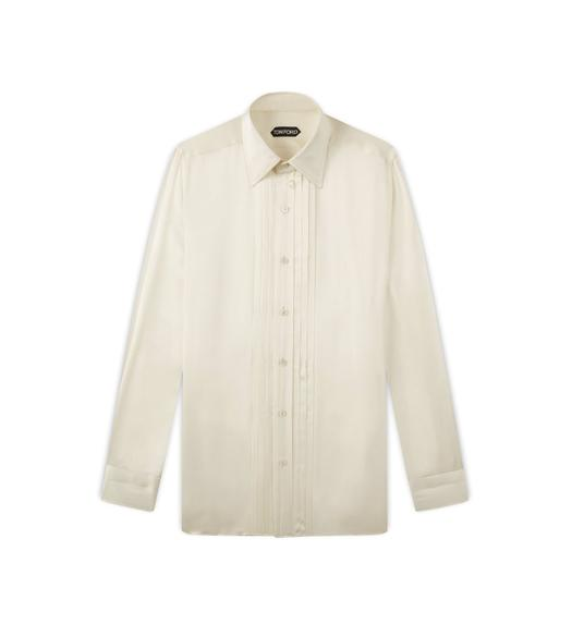 CHARMEUSE SLIM FIT EVENING SHIRT