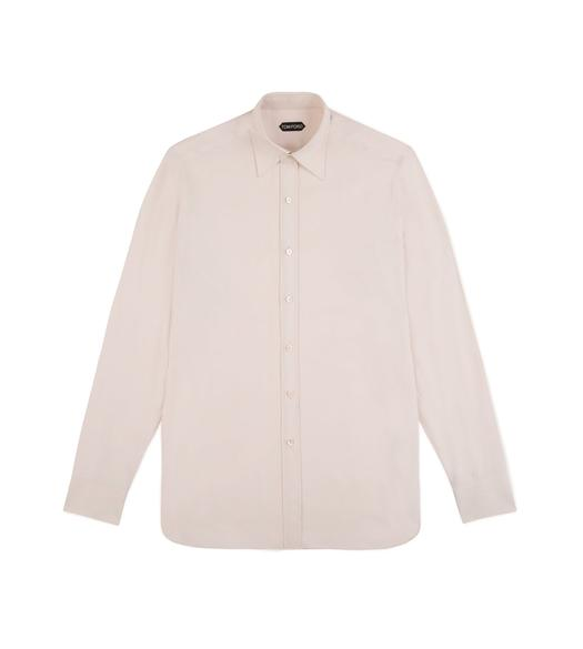 LIQUID VISCOSE CLASSIC FIT SHIRT