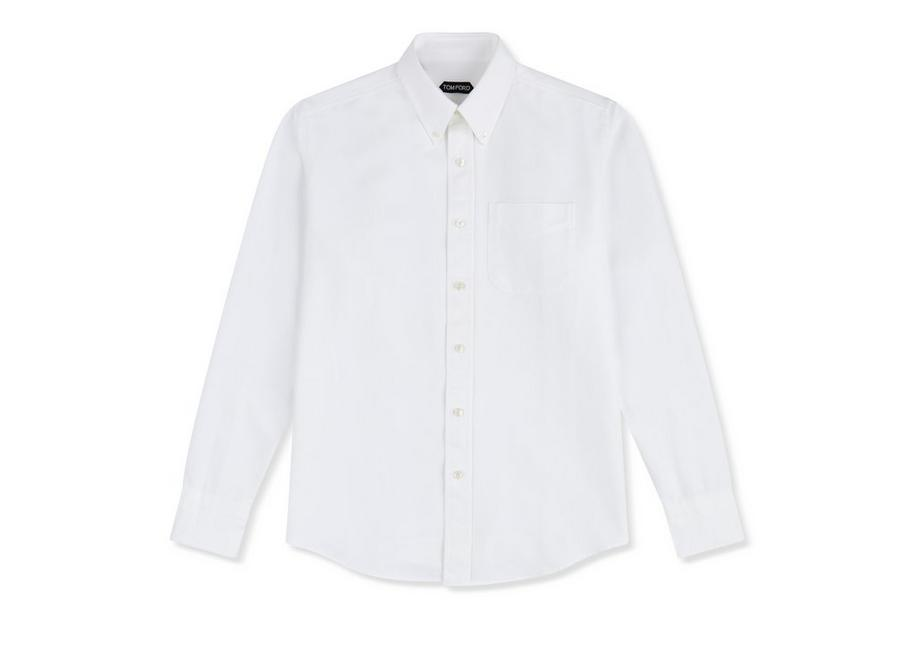 WASHED OXFORD SHIRT A fullsize