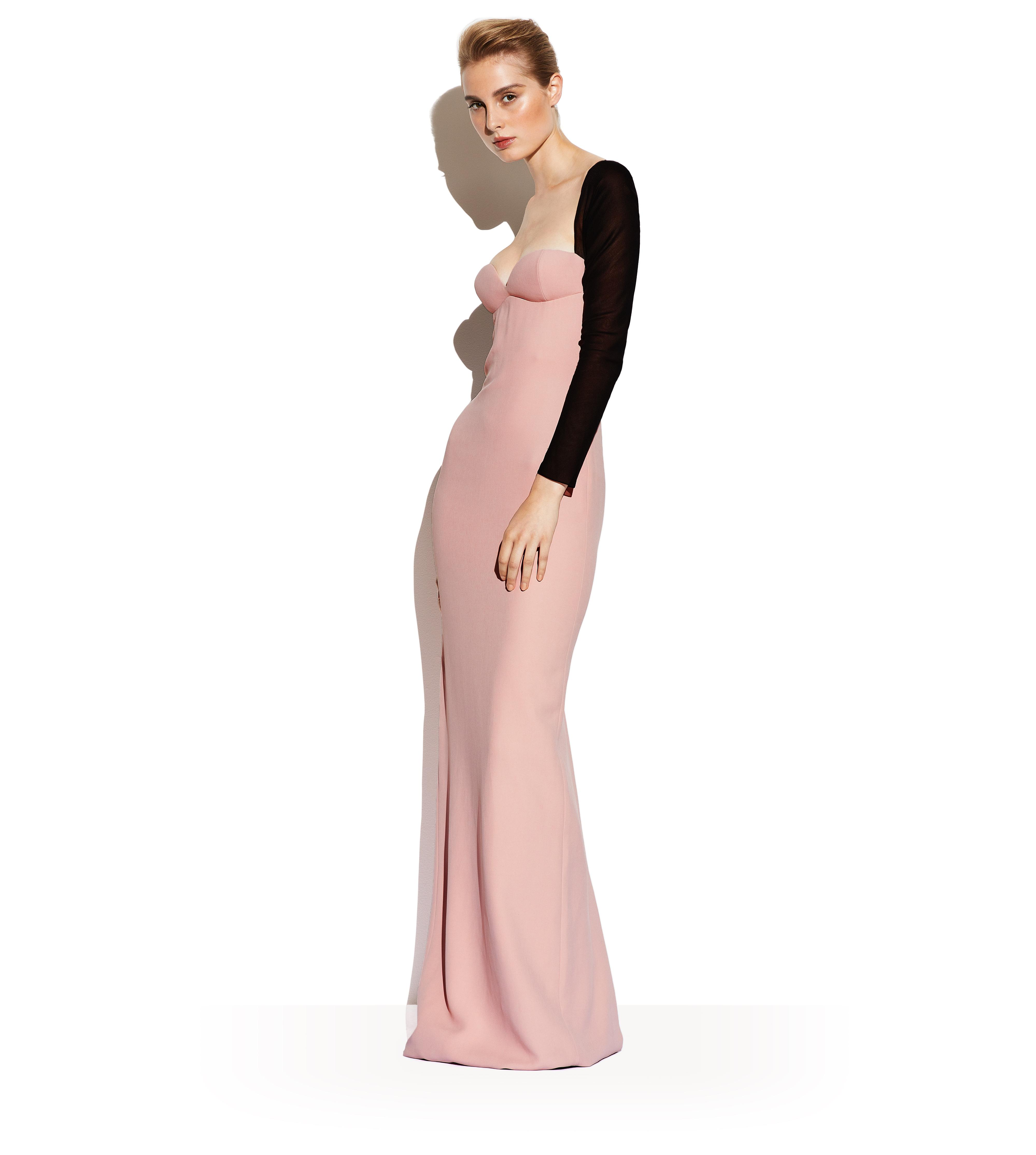 PEARL BUSTIER GOWN B thumbnail