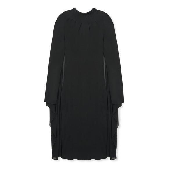 CAPE DRESS A fullsize