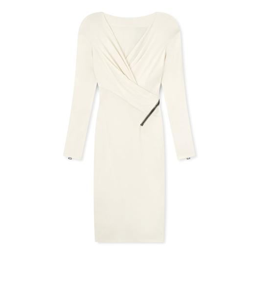 SIGNATURE ZIP DRESS