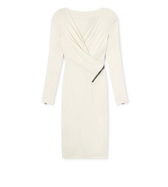 SIGNATURE ZIP DRESS A fullsize