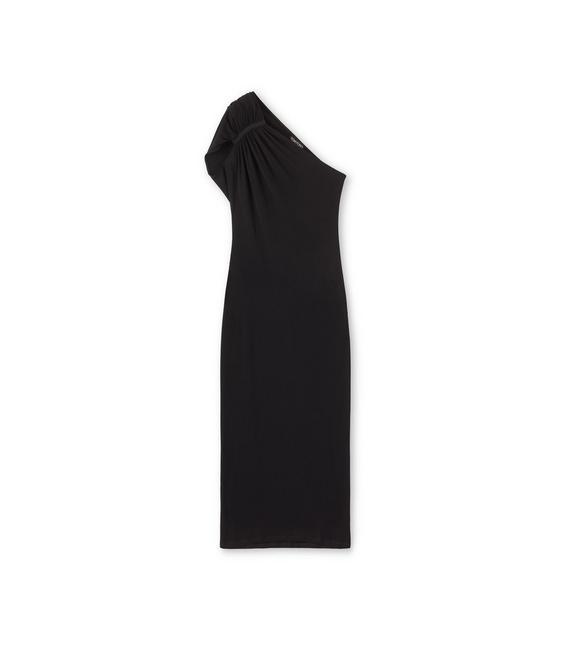 ONE SHOULDER COCKTAIL DRESS A fullsize