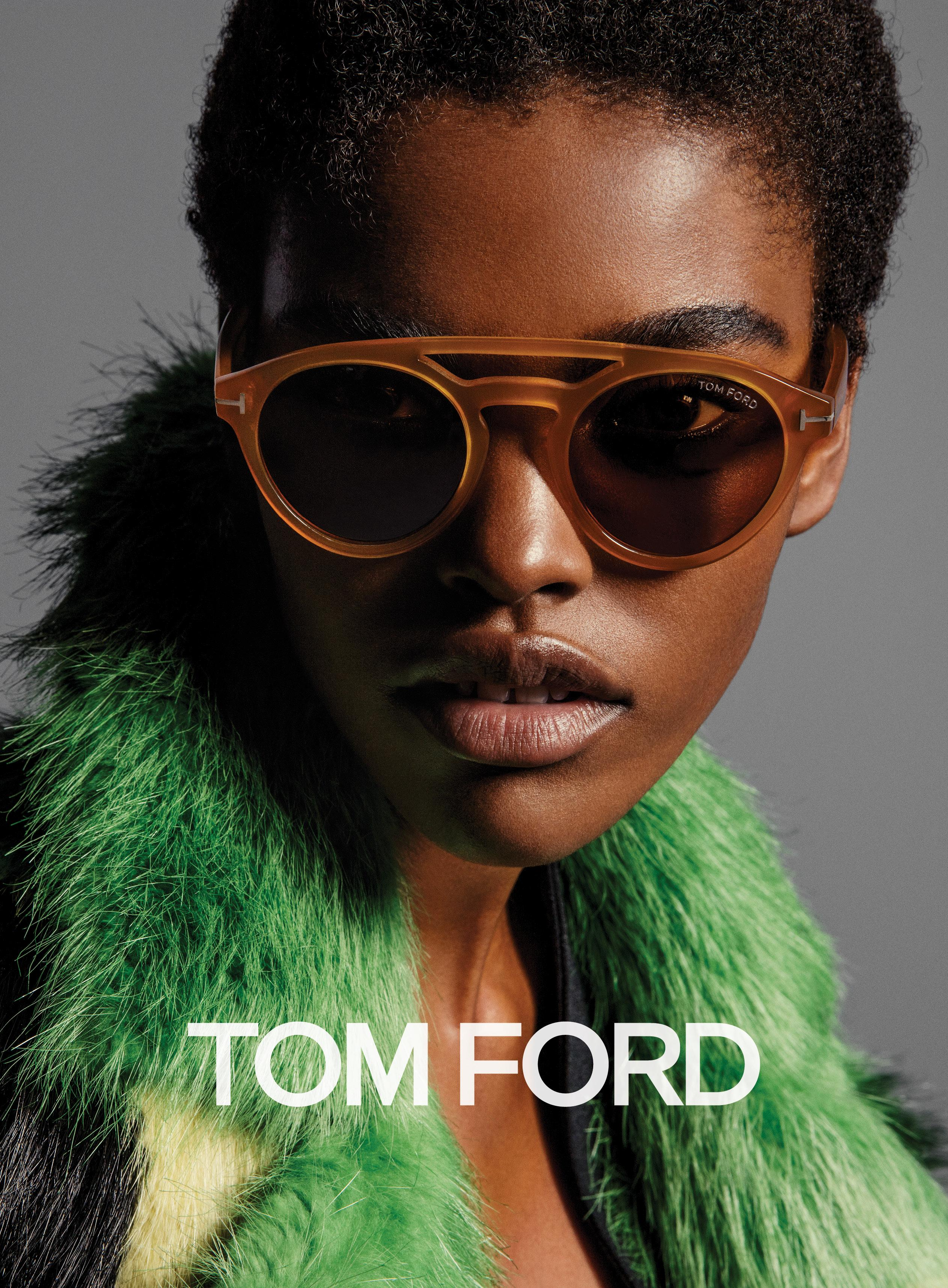 eyewear campaign ad ford the screen impression fall shot tom at am