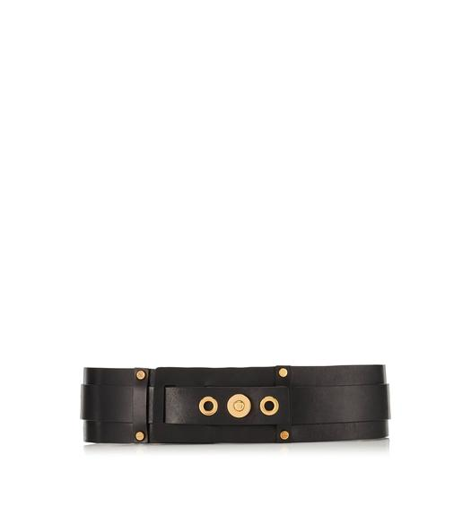 T SCREW WAIST BELT