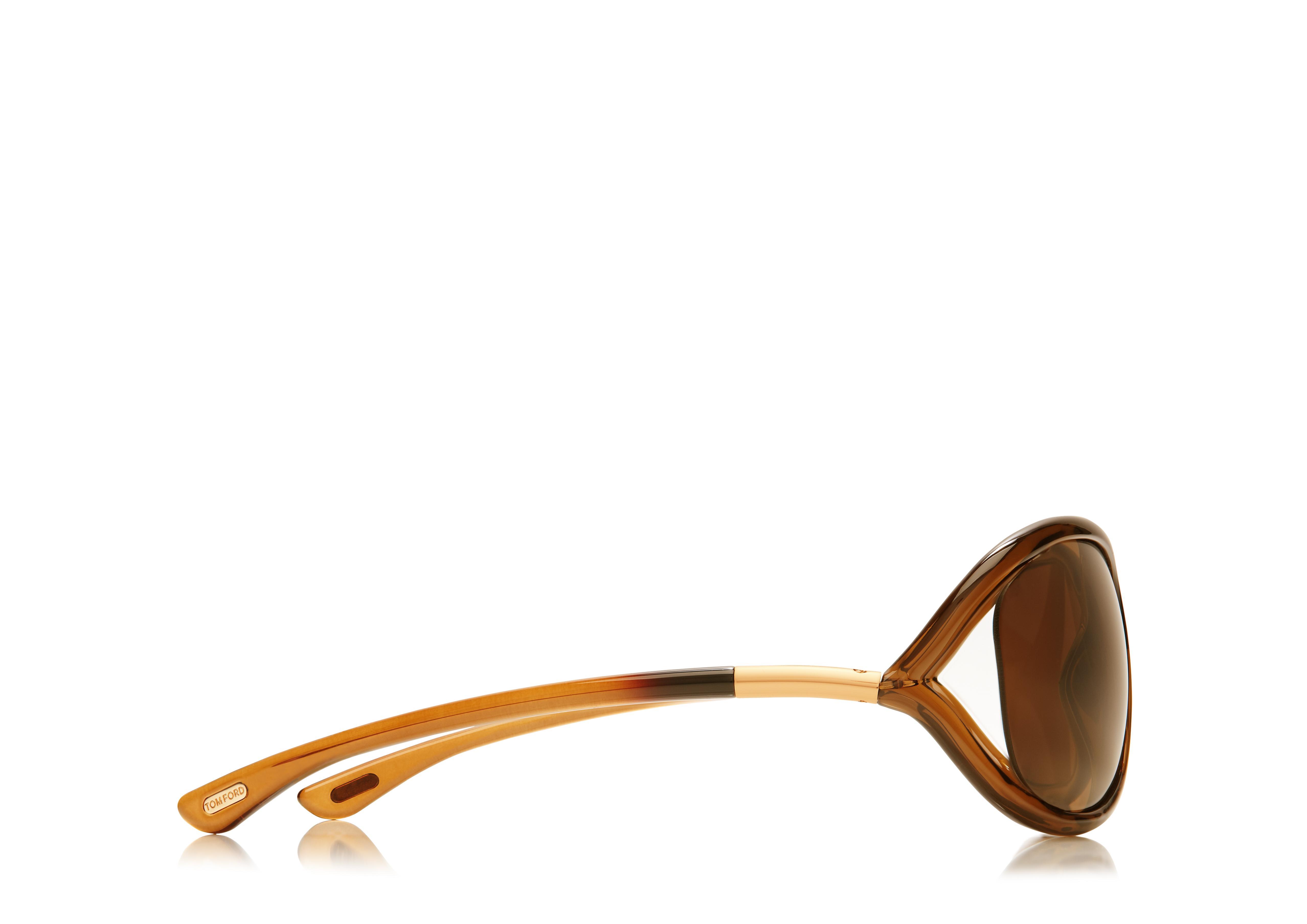 Jennifer Soft Square Polarized Sunglasses B thumbnail