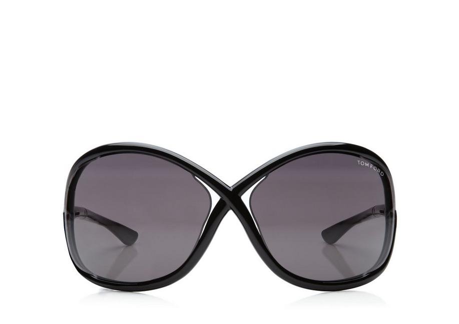Whitney Oversized Soft Round Sunglasses A fullsize