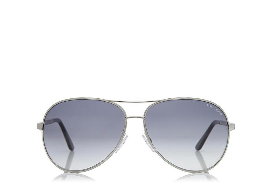 Tom Ford Charles Sonnenbrille Silber 753 62mm ronHWgFf