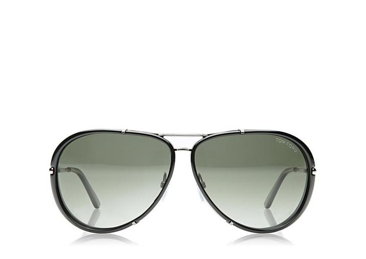 Cyrille Aviator Polarized Sunglasses A fullsize