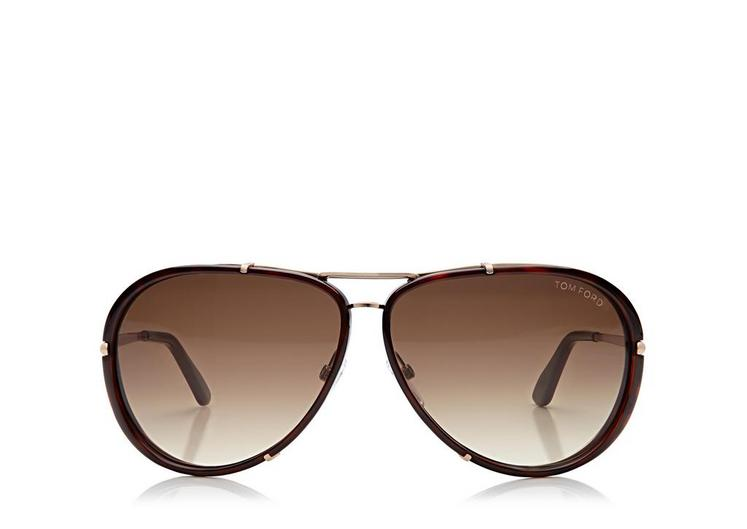 Cyrille Aviator Sunglasses A fullsize