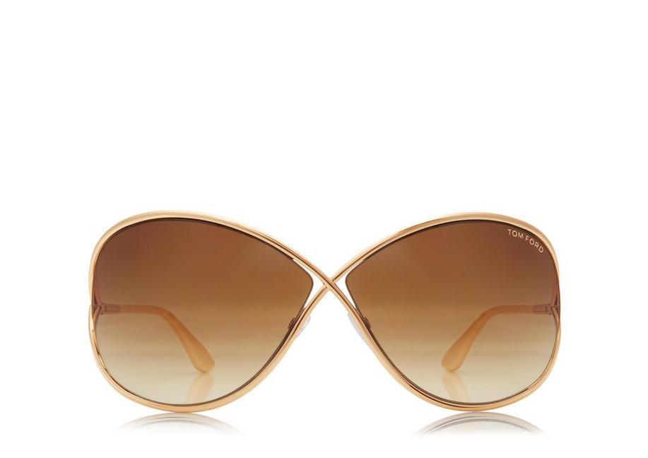 Miranda Oversized Soft Square Sunglasses A fullsize