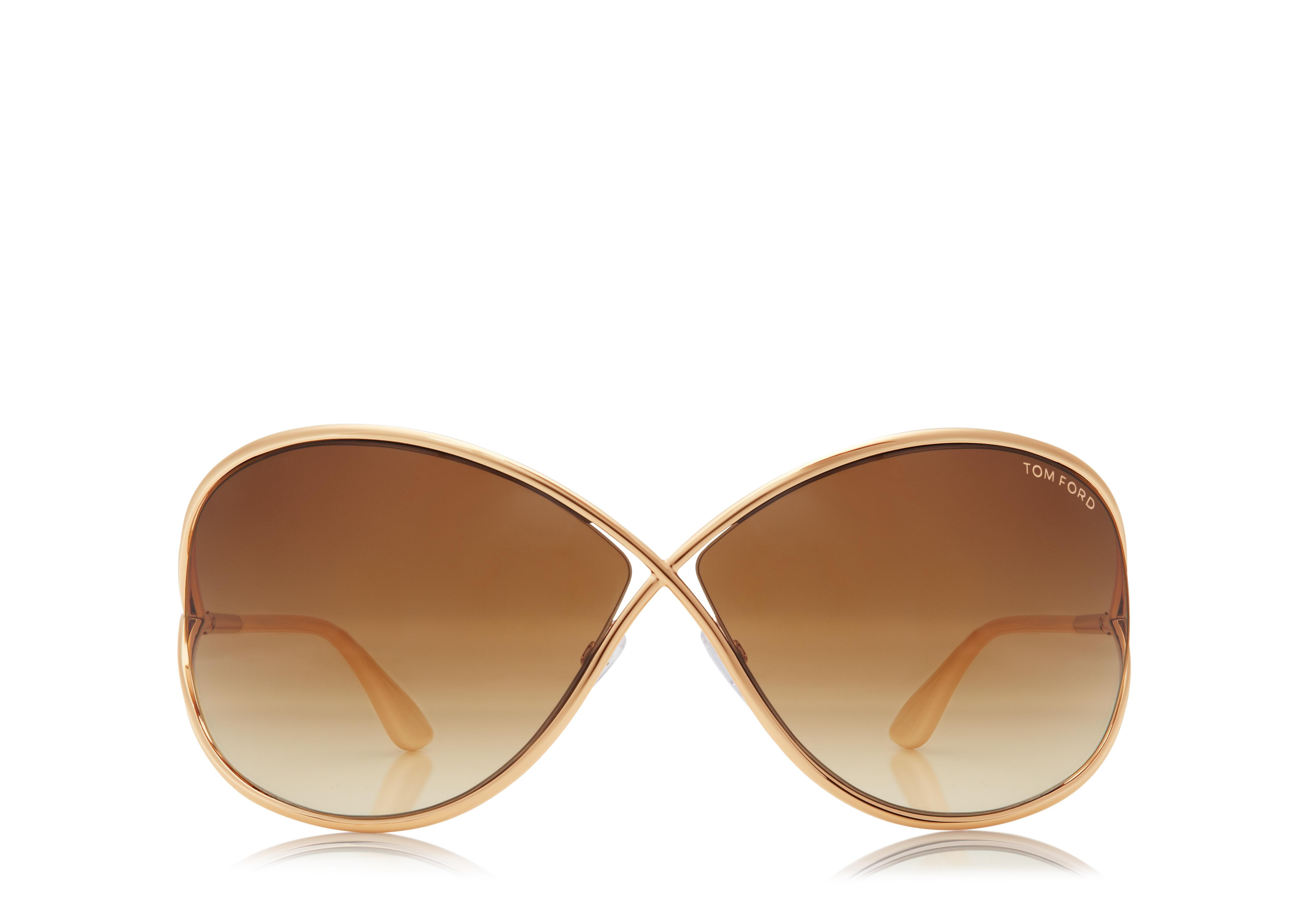 Miranda Oversized Soft Square Sunglasses A thumbnail