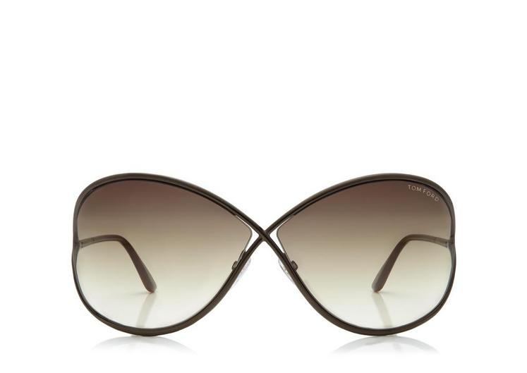 Miranda Oversized Soft Square Sunglasses A fullsize
