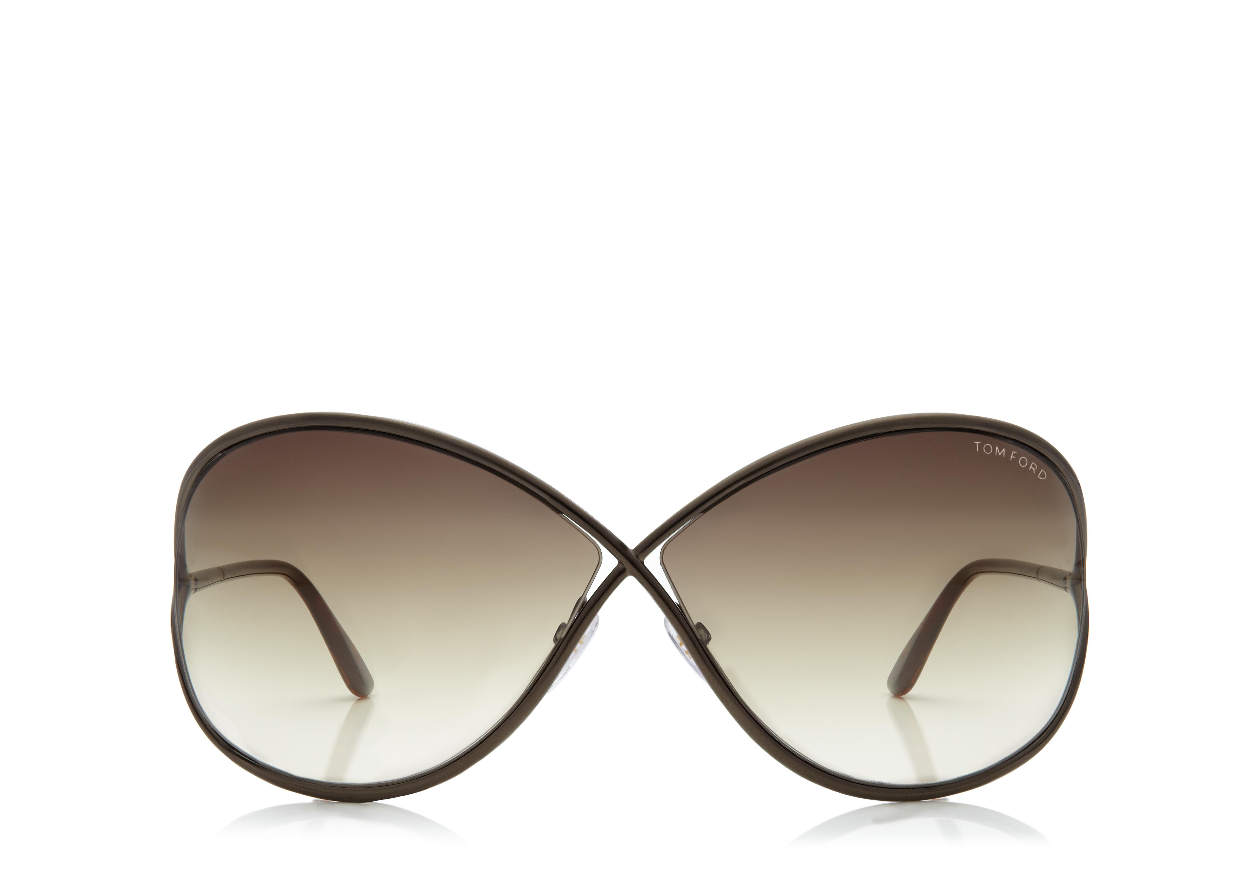 Miranda Oversized Soft Square Sunglasses A thumbnail