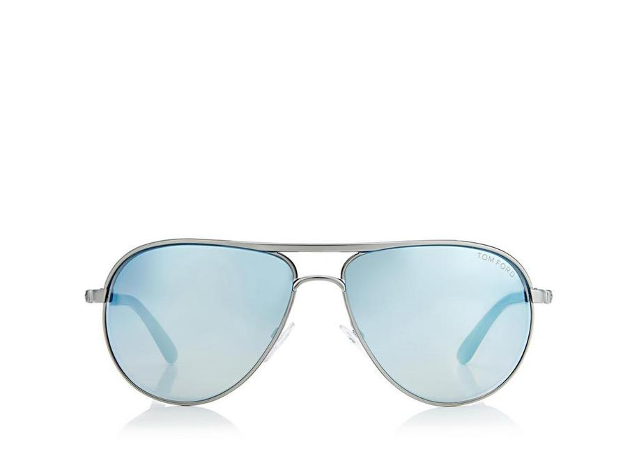 271e4a2aa42 Tom Ford Marko Aviator Sunglasses