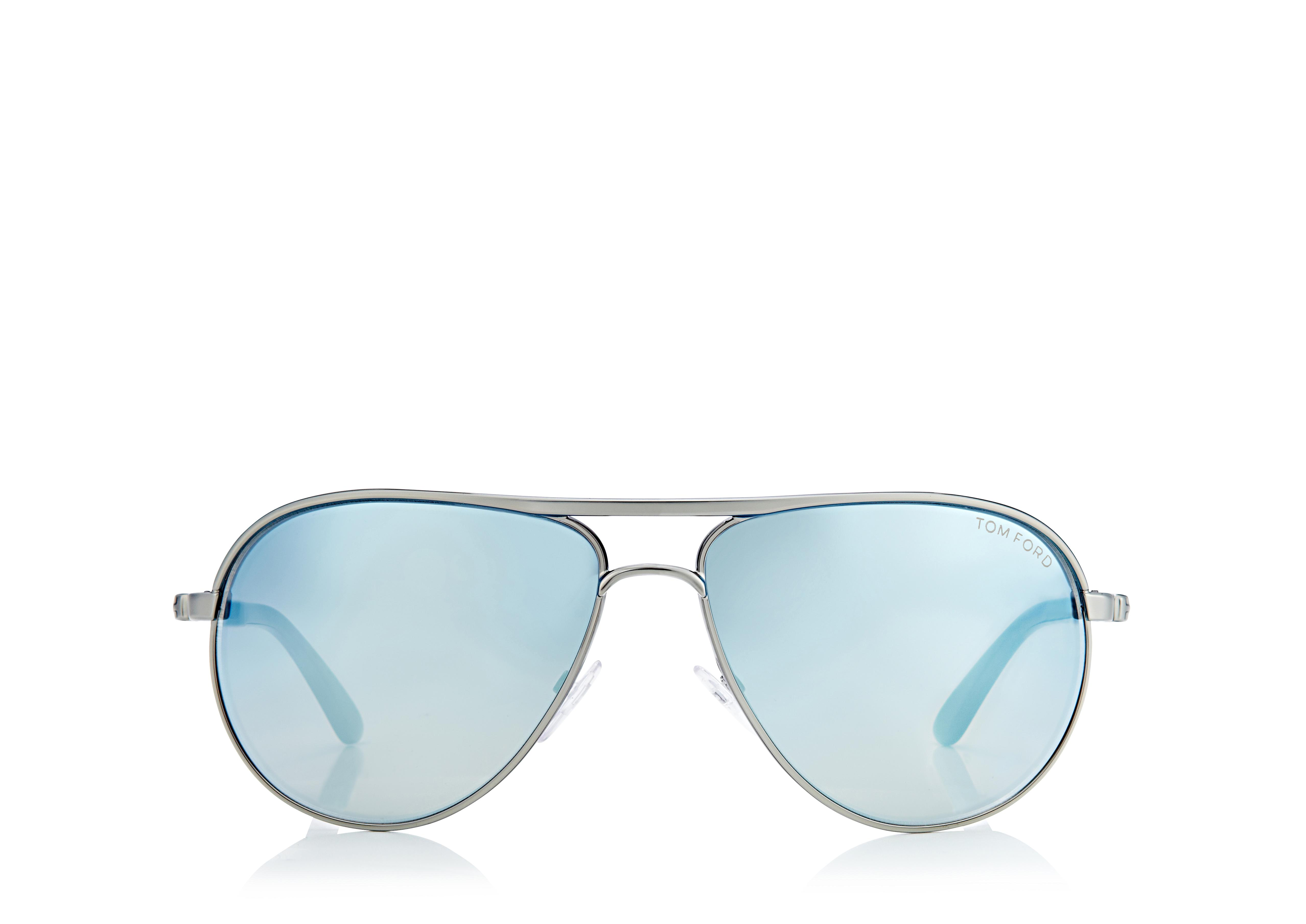 Marko Aviator Sunglasses A thumbnail