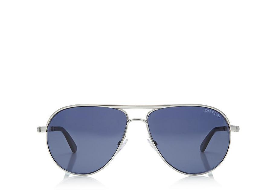 62044d51b1 Tom Ford Marko Aviator Sunglasses