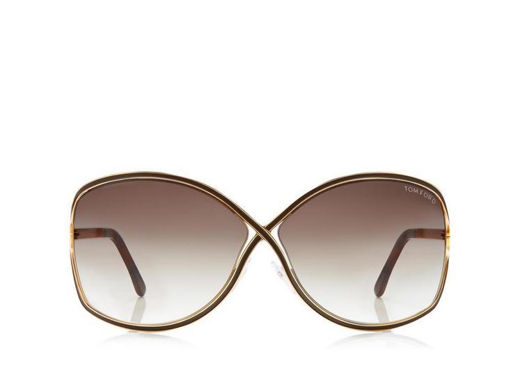Rickie Oversized Soft Square Sunglasses A fullsize