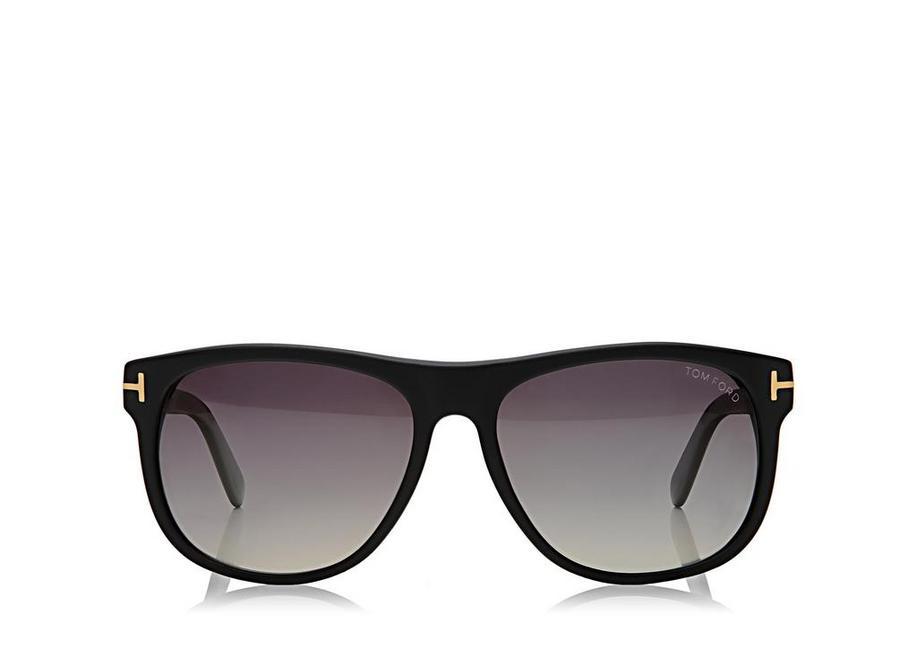 c320c39d88 Tom Ford Olivier Soft Square Polarized Sunglasses