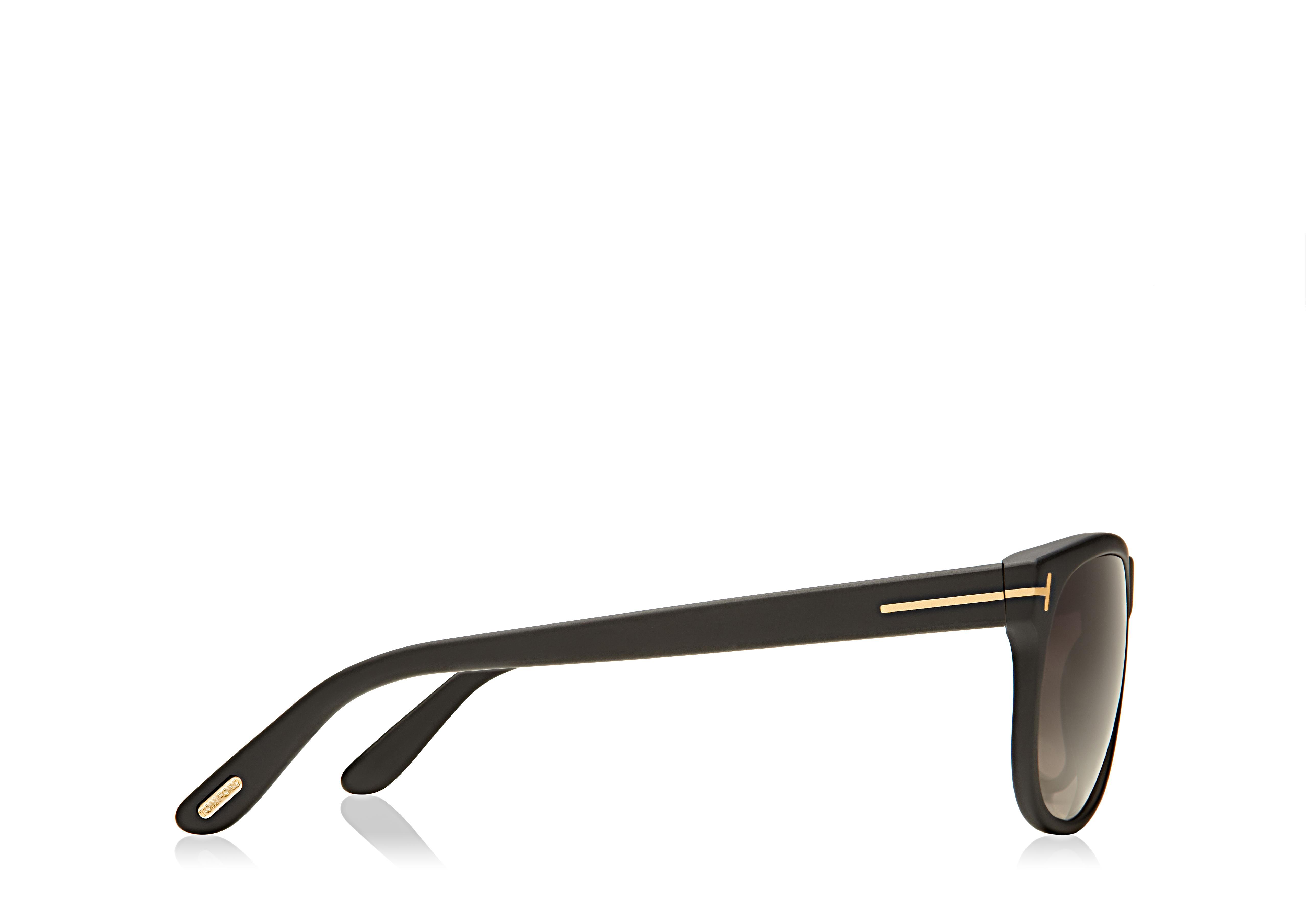 Olivier Soft Square Polarized Sunglasses B thumbnail