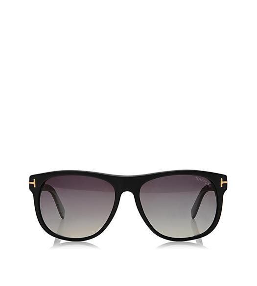 Olivier Soft Square Polarized Sunglasses