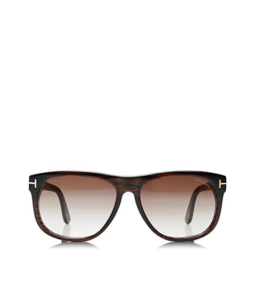 Olivier Soft Square Sunglasses
