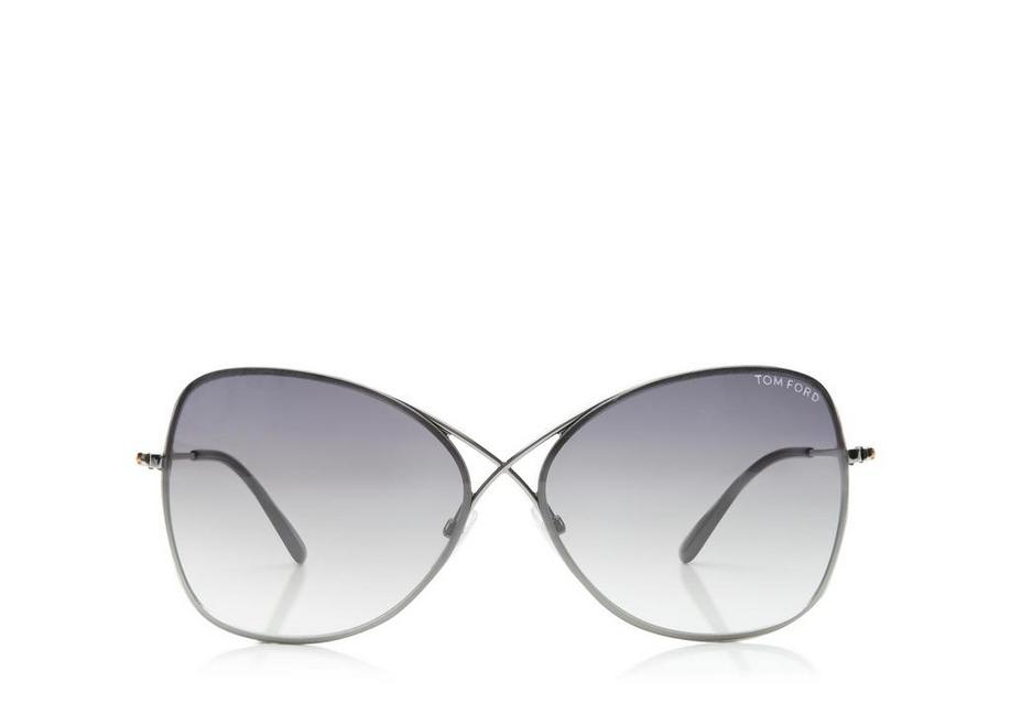 9c9ffc96279 Tom Ford Colette Butterfly Sunglasses
