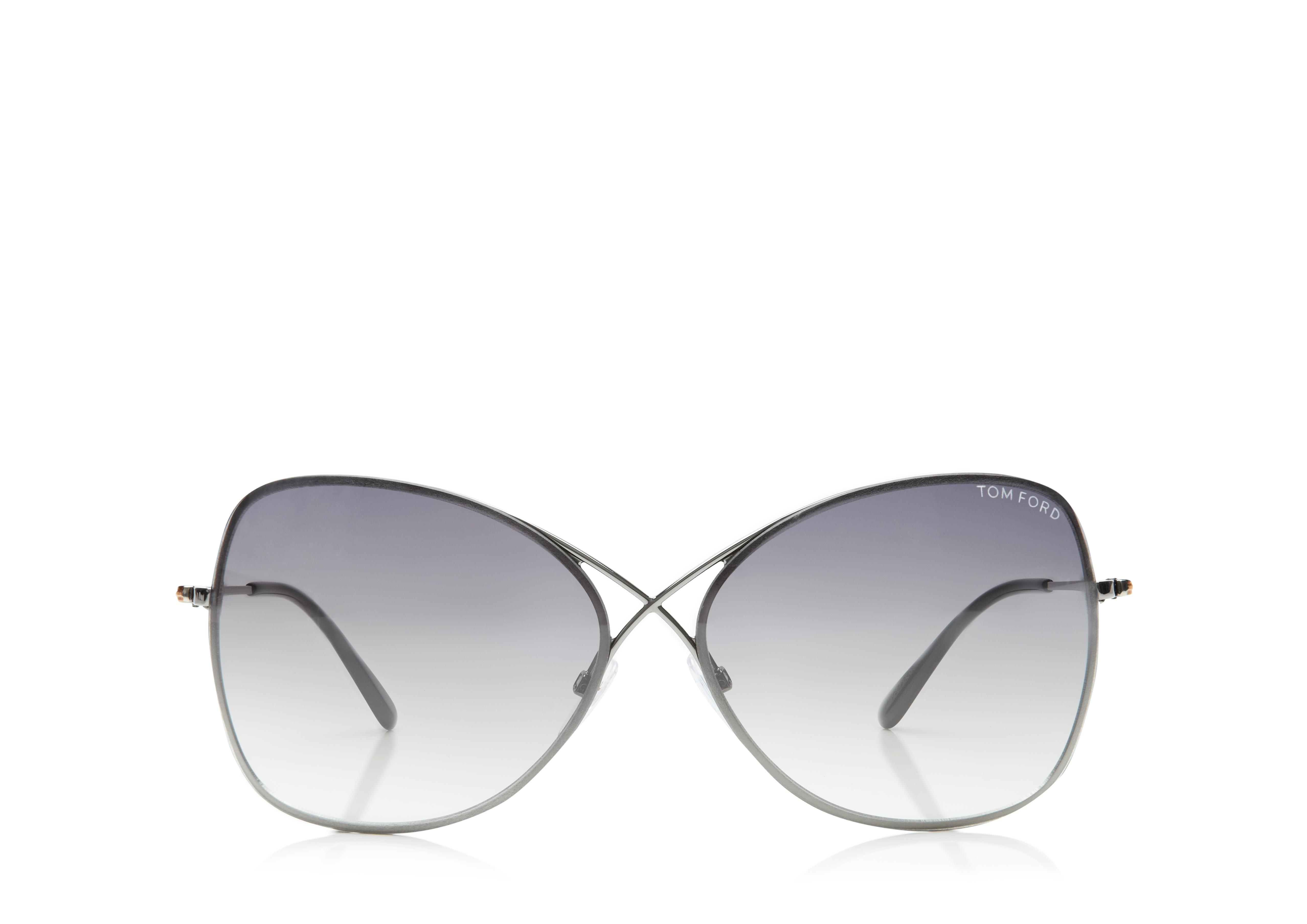 Colette Butterfly Sunglasses A thumbnail