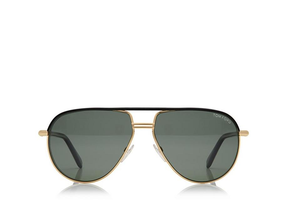 Cole Aviator Polarized Sunglasses A fullsize